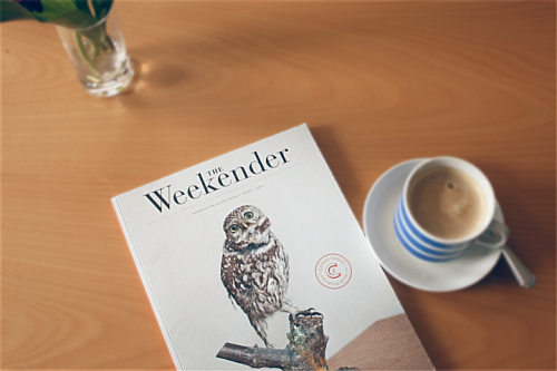 The Weekender - Magazin - 01