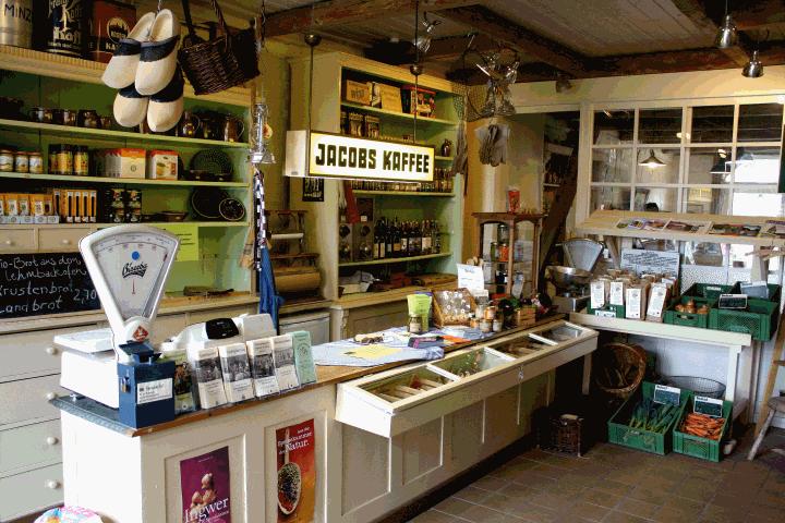 Hofladen im Museumsbauernhof Wennerstorf