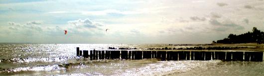Strand - Spätsommer