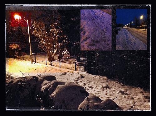 Letzter Schnee (03/2013)